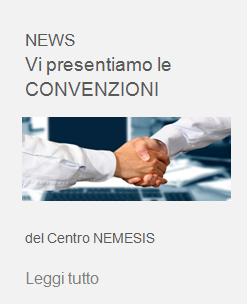 convenzioni centro nemesis