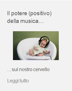 musica musica e cervello potere della musica
